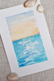 Silver Linings - Sunrise 10 x 15