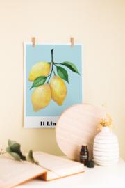 Il Limone I poster A4   pre-order