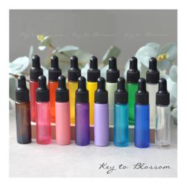 Glass Dropper Bottles (10ml) - Set of 5 (Mix&Match)
