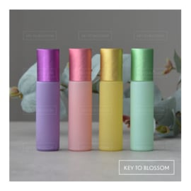 Lente Rollers 10 ml - Set van 4