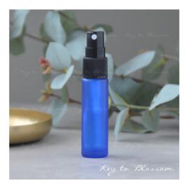 Glass Spray Bottle (10ml) - Dark Blue