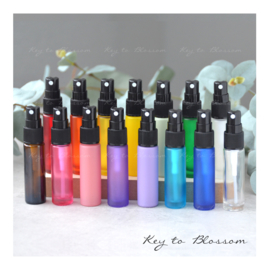 Glass Dropper Bottles (10ml) - Set of 5 (Mix&Match)