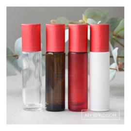 Rainbow Roller 10 ml - Rood (diverse opties)
