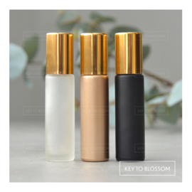 Shiny Golden Rollers 10 ml - Set van 3