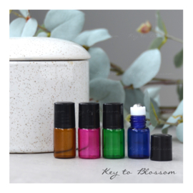 Samples - Roller Bottles 2ml - Set of 4 (Mix&Match)