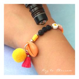Lava Rock KIDS Geel/Licht Roze/Oranje