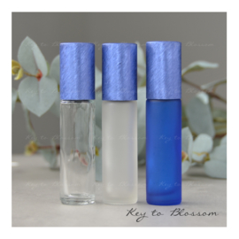 Rainbow Roller 10 ml - Donker blauw NEW STYLE (diverse opties)