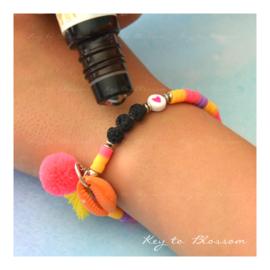 Lava Rock KIDS Geel/Paars/Roze
