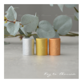Roller Bottle Caps - Set of 3 - Silver/Golden/Bronze