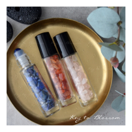 Gemstone Roller Bottles (10ml) - Set of 3 (Mix&Match)