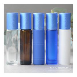 Rainbow Roller Bottle (10ml) - Dark Blue NEW STYLE