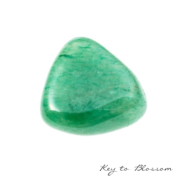 Aventurine (Green) - Tumbled cuddle stone