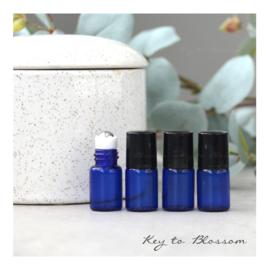 Sample - Roller flesjes 2ml - Set van 4 (diverse opties)