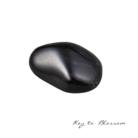 Obsidian (Black) - Tumbled cuddle stone