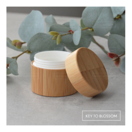 Bamboe pot (15 ml)