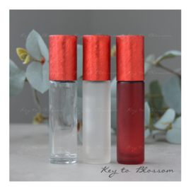 Rainbow Roller Bottle (10ml) - Red NEW STYLE