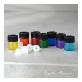 Rainbow Samples 1 ml - Set van 7