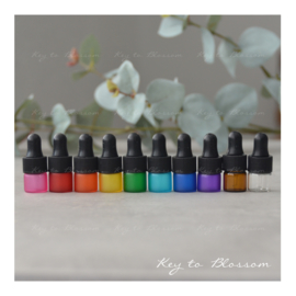 Sample Dropper Bottles 1ml - Set of 5 (Mix&Match)