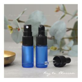Glass Spray Bottle (5ml) - Dark Blue