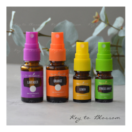Spray tops - Set van 3 (diverse opties)