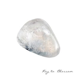 Clear Quartz - Tumbled cuddle stone