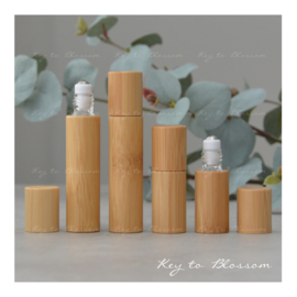 Boho Roller Bamboo - Set of 2