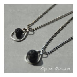 Lava Rock Ketting Druppel small