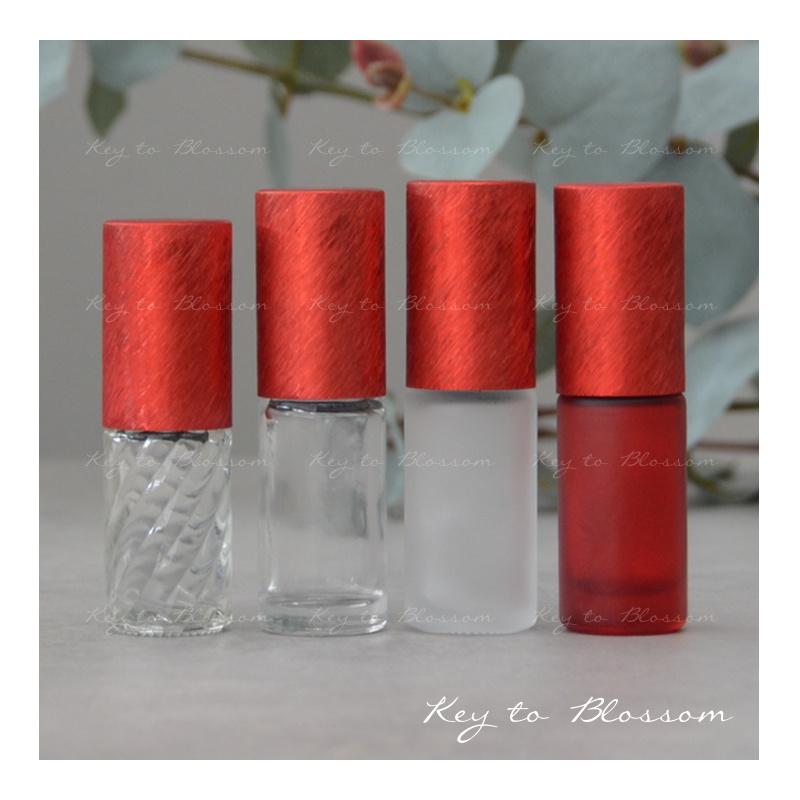 Rainbow Roller Bottle (5ml) - Red