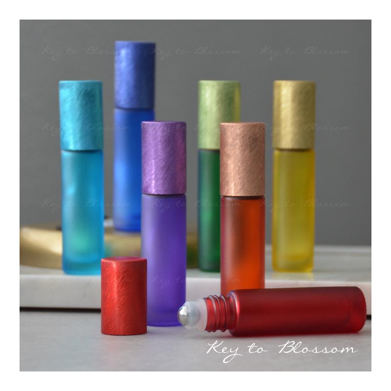 Set van 7 Chakra Rollers