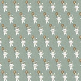 Kadozakje M Bunny   17x25cm   5 stuks