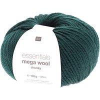 Mega Wool Chunky 027 donkergroen