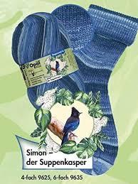 Opal 9635 Regenwald Simon- der Supperkasper