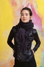 Breipakket sjaal 7 LONDON- diverse kleuren