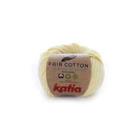 Katia Fair Cotton 7 perzik