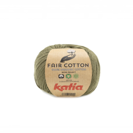 Katia Fair Cotton 36 Kaki