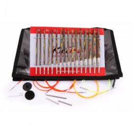 KnitPro Symfonie verwisselbare naalden deluxe set