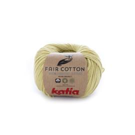 Katia Fair Cotton 34 pistache