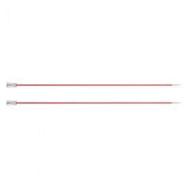 KnitPro Zing breinaalden met kop 40cm