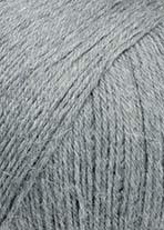LANG Yarns Alpaca Soxx 096 lichtbruin melange
