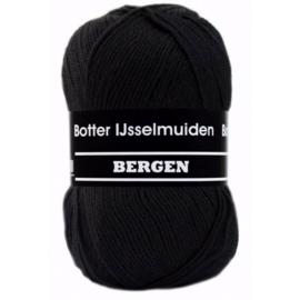 Bergen 008 (zwart)