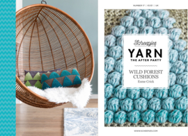 Scheepjes Afterparty nr. 17 Wild Forest Cushions