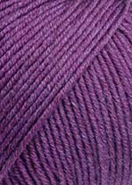 Merino 120  566 Cyclaam melange