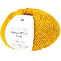 Mega Wool Chunky 006 mosterd