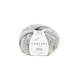 Yoga 200 beige grijs