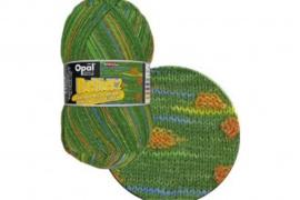 Opal 9660 Relief 2 - Grün