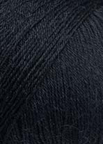 LANG Yarns Alpaca Soxx 004 zwart