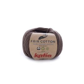 Katia Fair Cotton 25 bruin