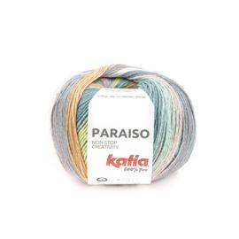 Katia Paraiso 100 pastel/ paars