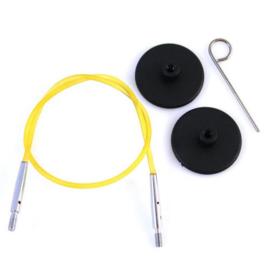 KnitPro Verwisselbare kabel voor rondbreinaald