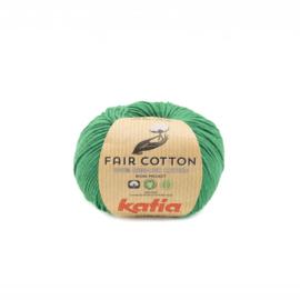 Katia Fair Cotton 42 flessengroen
